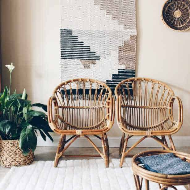 The Resurgence of Rattan in Home Decor | Flea Market Insiders