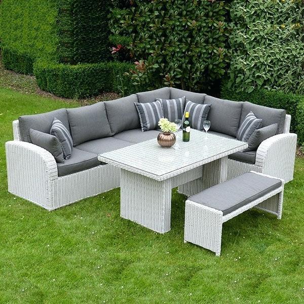 rattan garden sofa u2013 sittinginatree.co