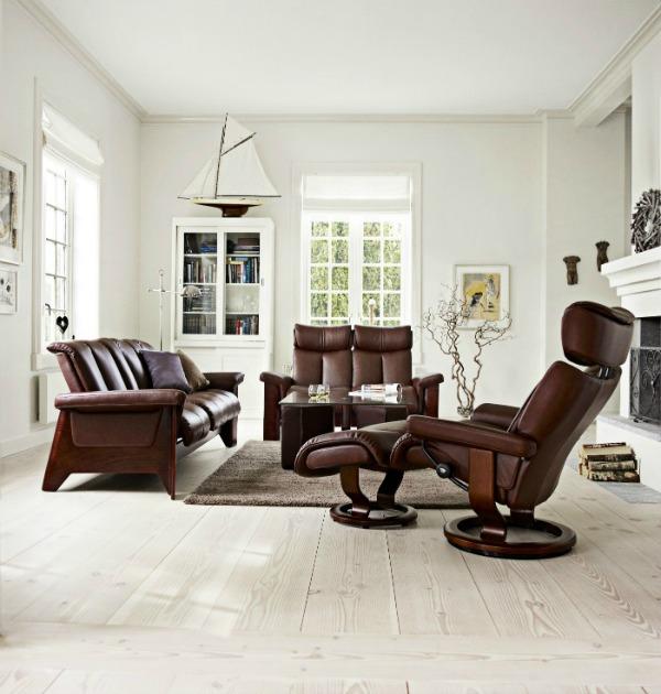 Scandinavian Furnishing Style 1