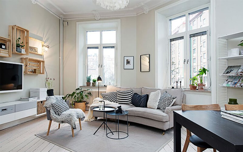 Scandinavian Furnishing Style 4