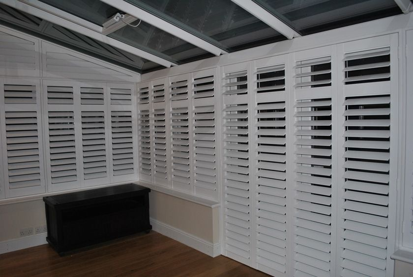 Conservatory Shutters | Home Improvement in 2018 | Shutters