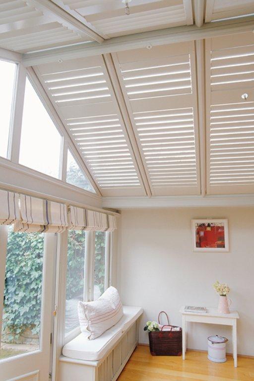 Conservatory Shutters - Roof Shutters | TNESC