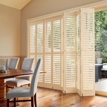 Conservatory Shutters | Conservatory Window Shutters | Hillarys™