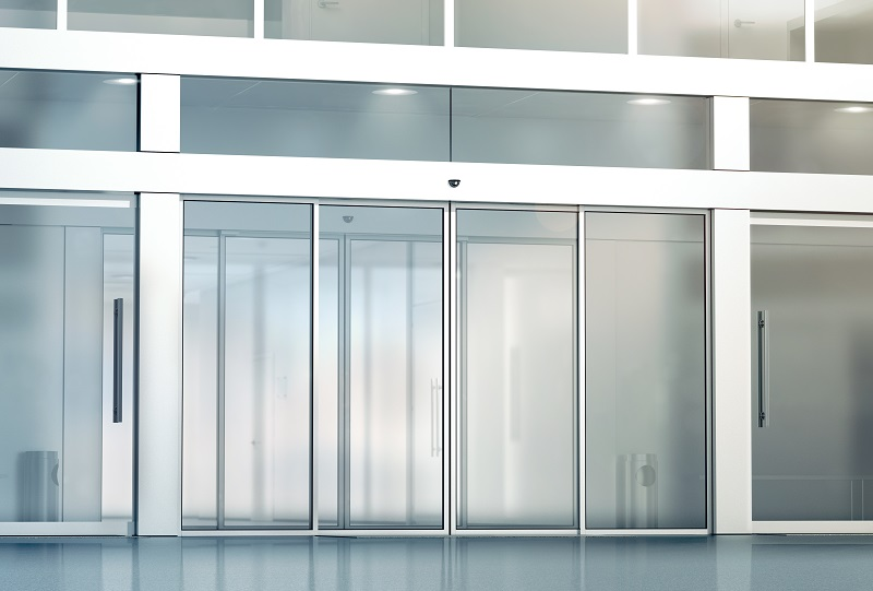 The Advantages of Commercial Sliding Doors - Money Outline