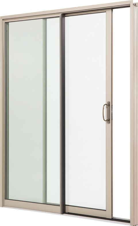 Series 9900 Sliding Glass Doors | Thermal Windows Inc.
