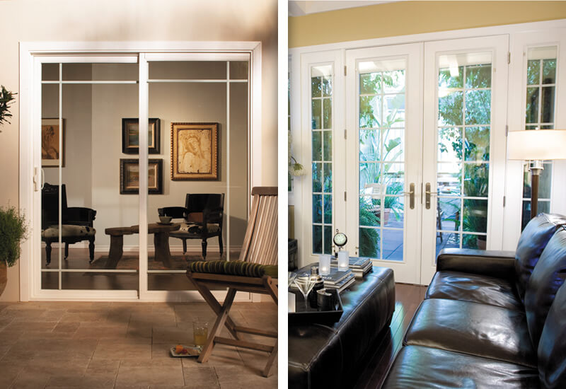 Sliding Glass or French Doors - Pros and Cons - PRS Blog