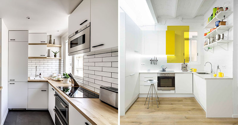 Kitchen Design Ideas - 14 Kitchens That Make The Most Of A Small