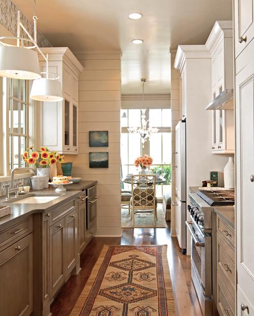 Planning small kitchen