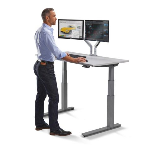 The Standing Desk – worthy work for great scribes