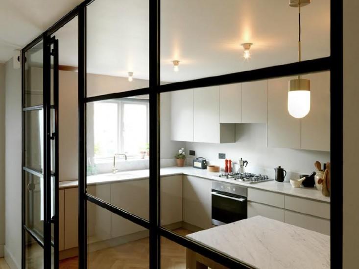 Remodeling 101: Steel Factory-Style Windows and Doors - Remodelista