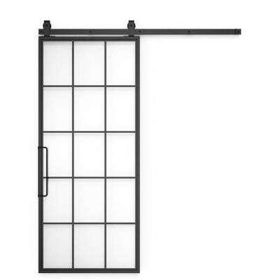 Steel doors for interiors