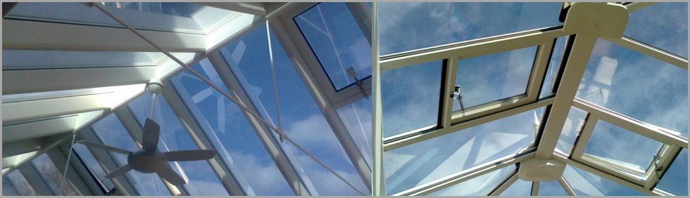 Conservatory Window Film, Roof Blind