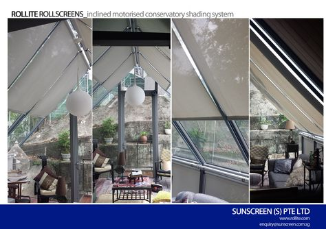 45 Best Sunscreen Singapore Rollite Rollscreens images | Blue prints