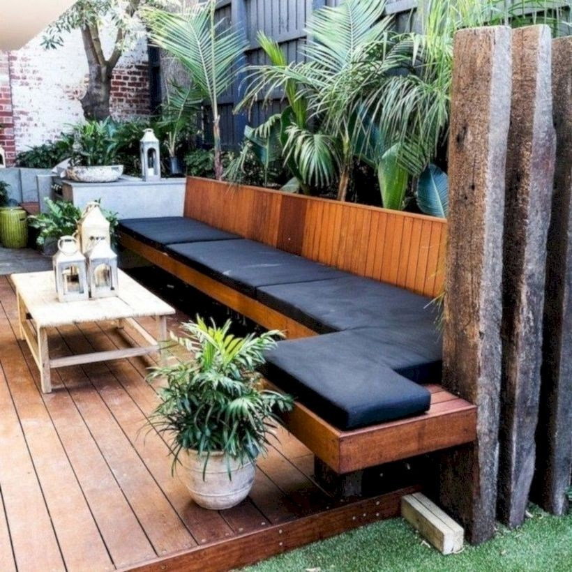 36 Best Modern Garden And Terrace Design for Spring - homeridian.com