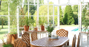 How to Design a Perfect Conservatory
