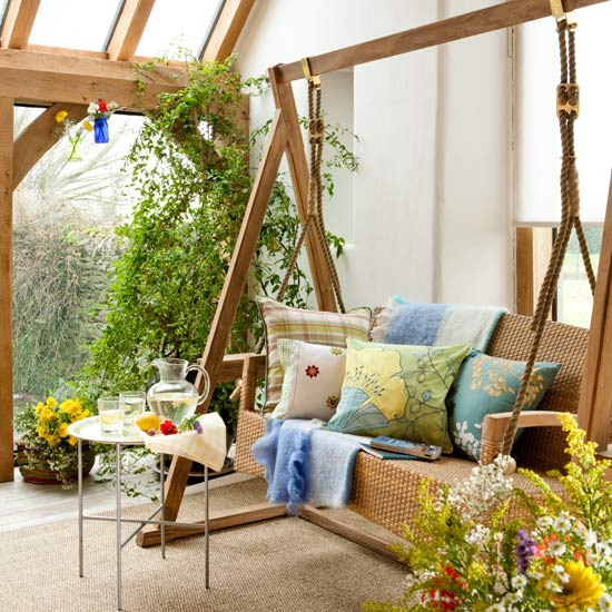 10 ways to update your conservatory | Ideal Home