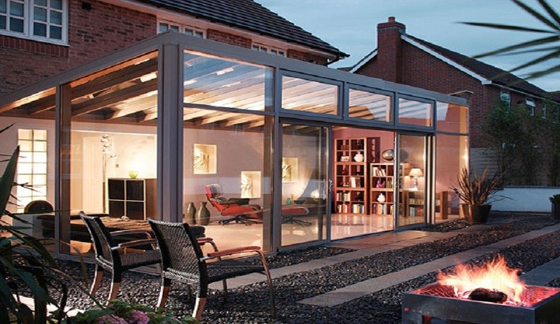 Perfect Conservatory Design Decor Ideas Love - Tierra Este | #3699