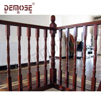 Interior Balcony Wood Railing Designs - Buy Interior Wood Railings