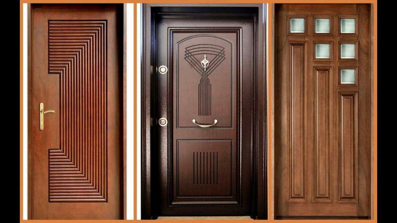 Designer Wooden Doors Manufacturer in Kanpur Uttar Pradesh India by
