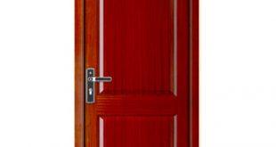 Luxury Single Wooden Doors Men Door
