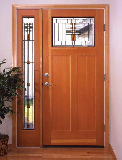 Wooden Doors | Berdick Windows & Doors | Penticton, BC