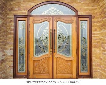 Wooden Door Images, Stock Photos & Vectors | Shutterstock