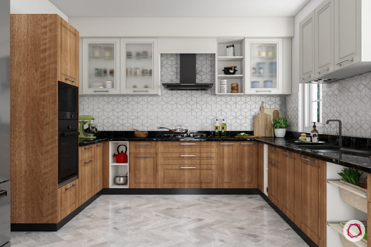 Wooden kitchens – trendy