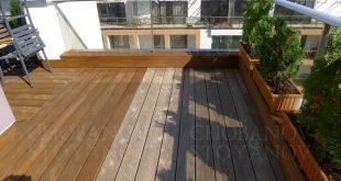 Repair and maintenance of outdoor wooden flooring, wooden deck, teak