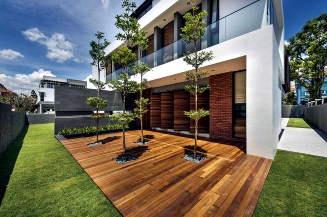 Wooden terrace design u2013 25 inspirational ideas | Interior Design