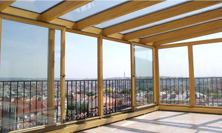 Conservatories, Wooden Windows and Doors - AZ EKOTHERM