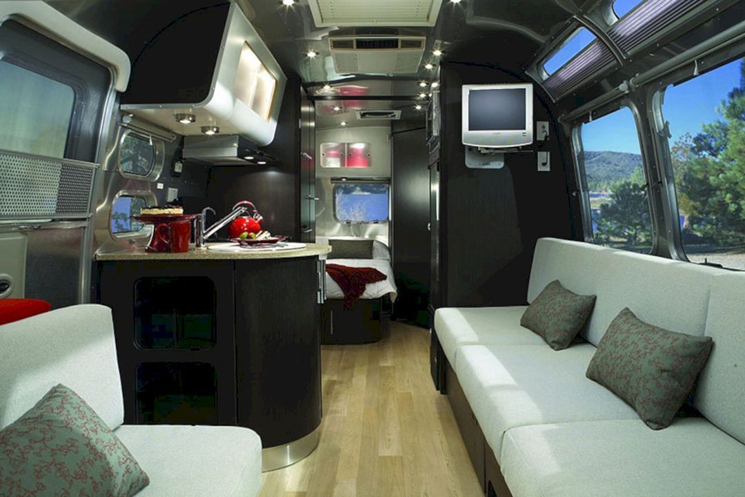 33+ Elegant Airstream Interior Design Ideas You Need To Know u2013 DECOOR