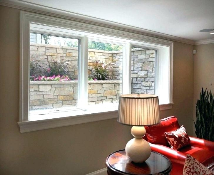 basement window ideas basement window ideas with well landscaping