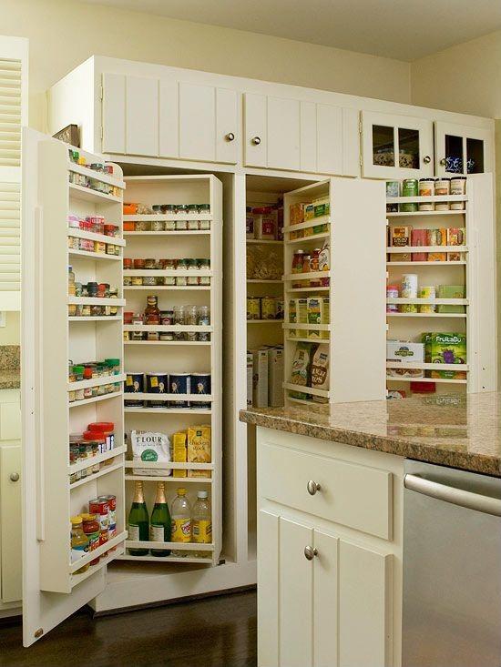 Amazing Kitchen Storage Ideas 8