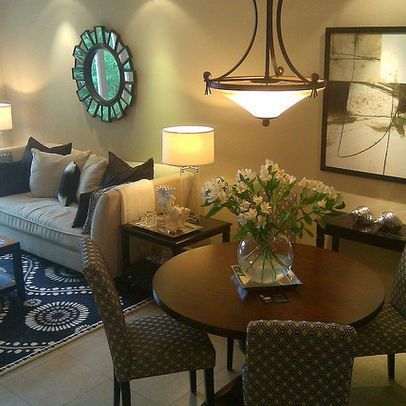 Living Room Decorating Ideas on a Budget - Living Room Small Dining