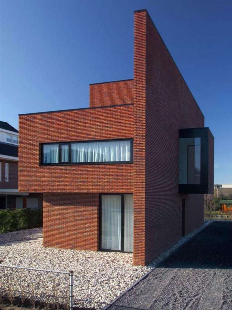 45 Awesome Artistic Exposed Brick Architecture Design - AmzHouse.com