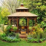 Beautiful Backyard Gazebo Design