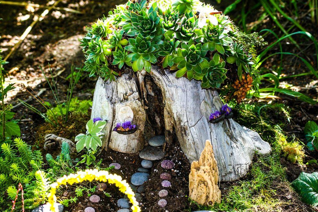 Beautiful Fairy Garden Ideas 4