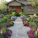 Beautiful Flower Frontyard Ideas