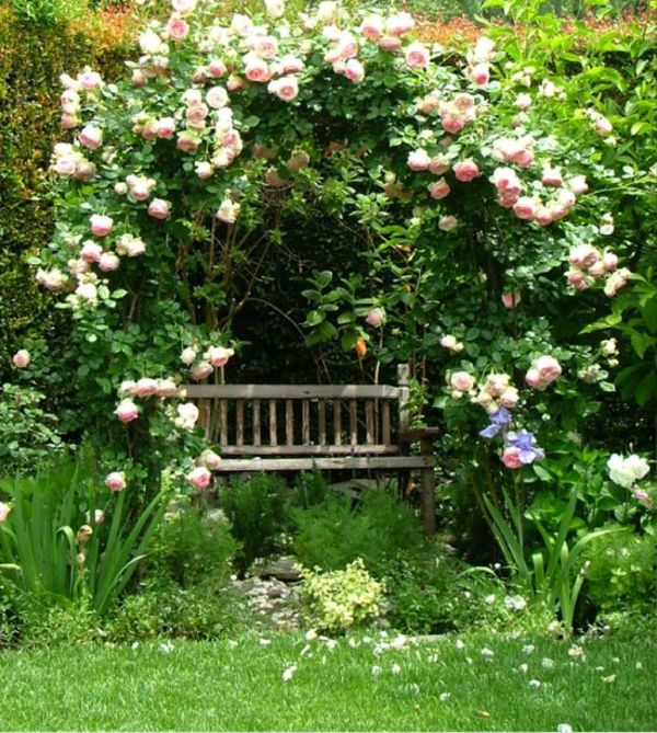 A Fragrant Getaway - Katie Moss Landscape Design