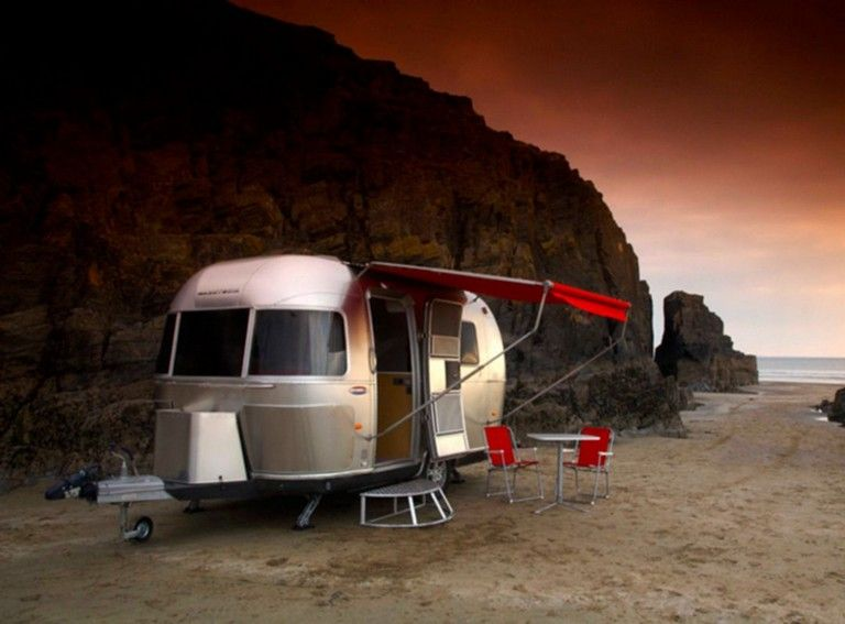 70+ Top Best Airstream Bambi Ideas: Exterior And Interior