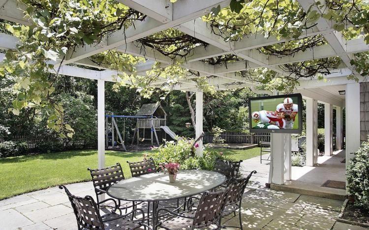 40+ Best Backyard Patio Remodel Ideas #backyard #remodel #ideas