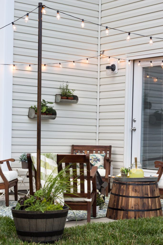 82 DIY Backyard Design Ideas - DIY Backyard Decor Tips