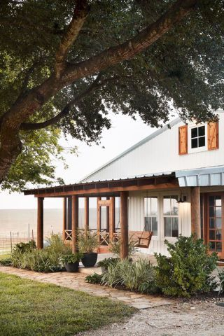 40 Best Modern Farmhouse Exterior Design Ideas - | Ideas | Modern
