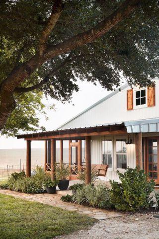 Best Modern Farmhouse Exterior Design Ideas 9