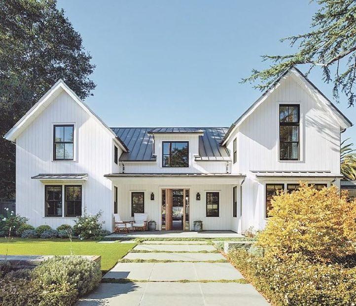 Best Modern Farmhouse Exterior Design Ideas