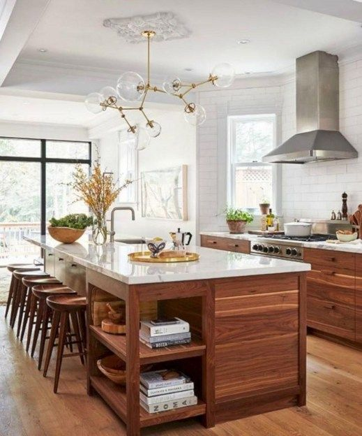 50 best small kitchen ideas for big taste | Kitchen | Walnut kitchen