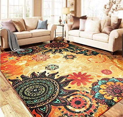 Amazon.com: Judy Dre am Bohemian Style Carpet Fashion Home Carpet