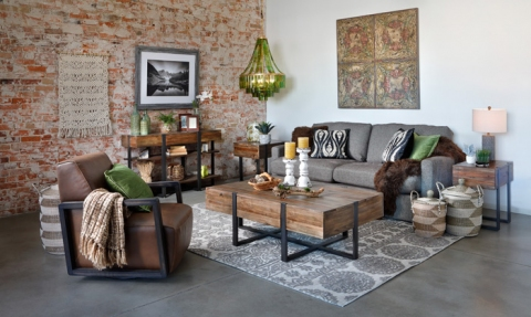 5 Ways to Mix Modern & Bohemian Style