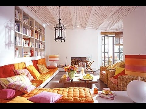 Bohemian Style For Living Room