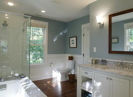 25 Modern Luxury Master Bathroom Design Ideas, Shower Ideas Photo